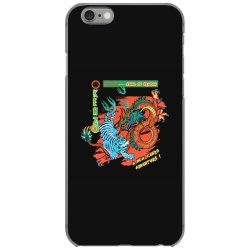 kungfu iPhone 6/6s Case | Artistshot