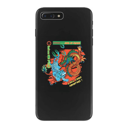 Kungfu Iphone 7 Plus Case Designed By Disgus_thing