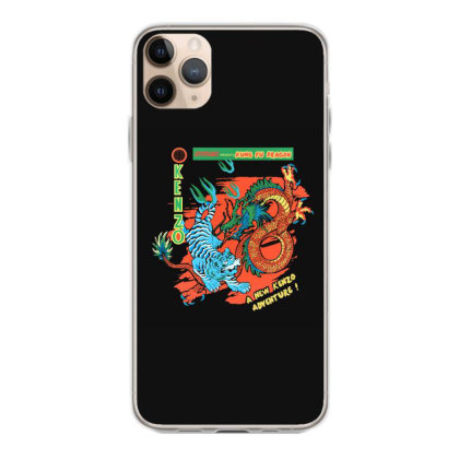 Kungfu Iphone 11 Pro Max Case Designed By Disgus_thing