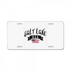 Salt Lake License Plate | Artistshot