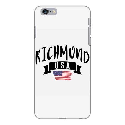 Richmond Iphone 6 Plus/6s Plus Case Designed By Alececonello