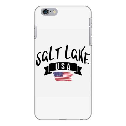 Salt Lake Iphone 6 Plus/6s Plus Case Designed By Alececonello