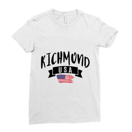 Richmond Ladies Fitted T-shirt Designed By Alececonello