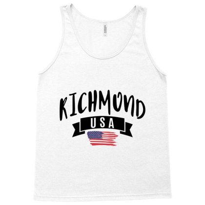 Richmond Tank Top Designed By Alececonello