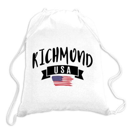 Richmond Drawstring Bags Designed By Alececonello