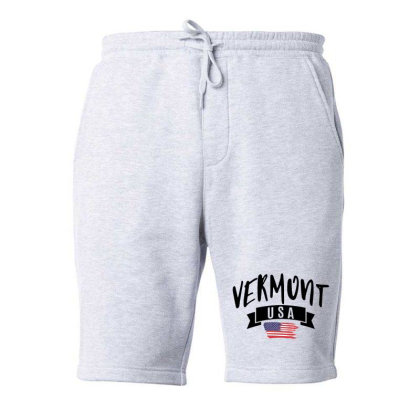 Vermont Fleece Short Designed By Alececonello