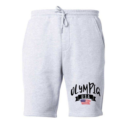 Olympia Fleece Short Designed By Alececonello