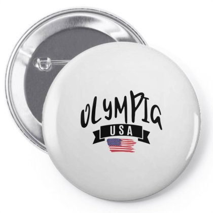 Olympia Pin-back Button Designed By Alececonello