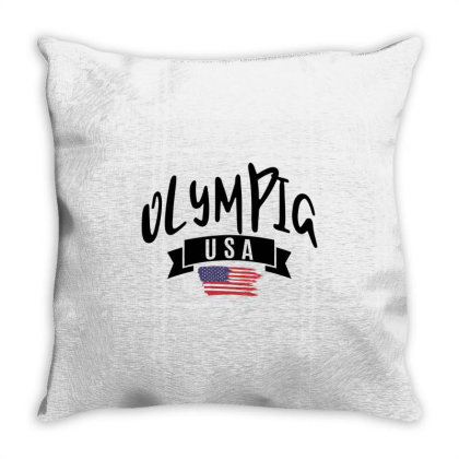 Olympia Throw Pillow Designed By Alececonello
