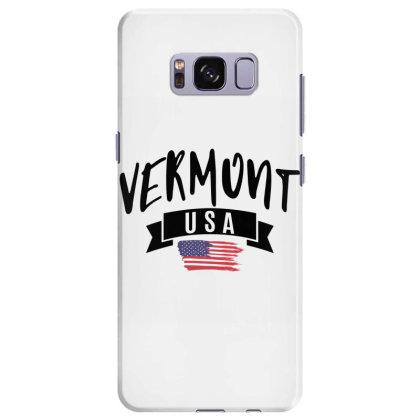 Vermont Samsung Galaxy S8 Plus Case Designed By Alececonello