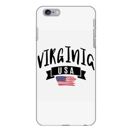Virginia Iphone 6 Plus/6s Plus Case Designed By Alececonello