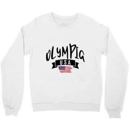 Olympia Crewneck Sweatshirt Designed By Alececonello