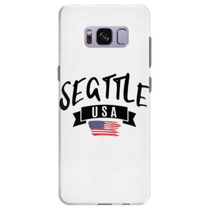 Seattle Samsung Galaxy S8 Plus Case Designed By Alececonello