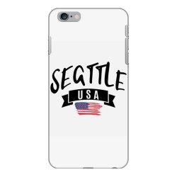 Seattle iPhone 6 Plus/6s Plus Case | Artistshot