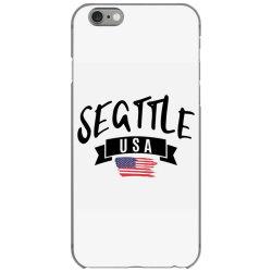 Seattle iPhone 6/6s Case | Artistshot