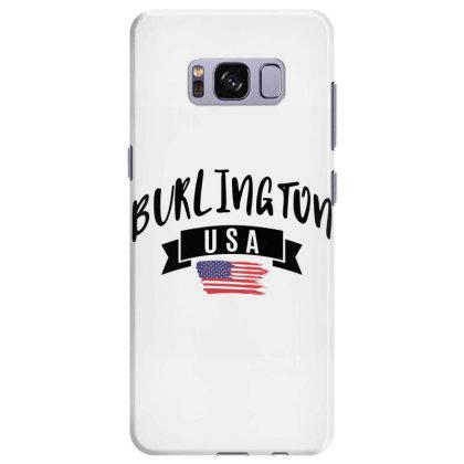 Burlington Samsung Galaxy S8 Plus Case Designed By Alececonello