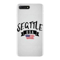 Seattle iPhone 7 Plus Case | Artistshot