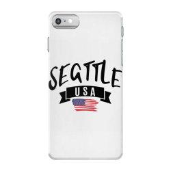 Seattle iPhone 7 Case | Artistshot