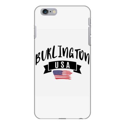Burlington Iphone 6 Plus/6s Plus Case Designed By Alececonello