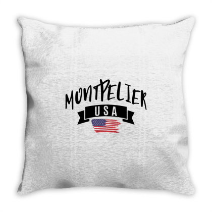 Montpelier Throw Pillow Designed By Alececonello