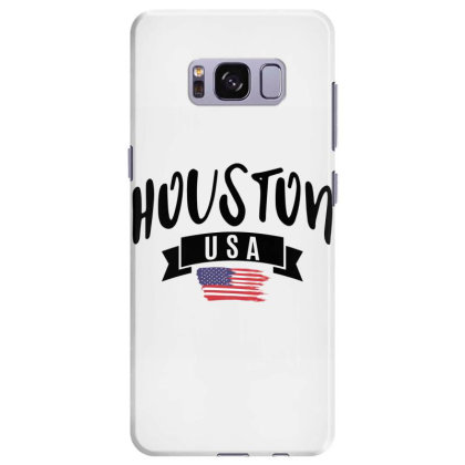 Houston Samsung Galaxy S8 Plus Case Designed By Alececonello