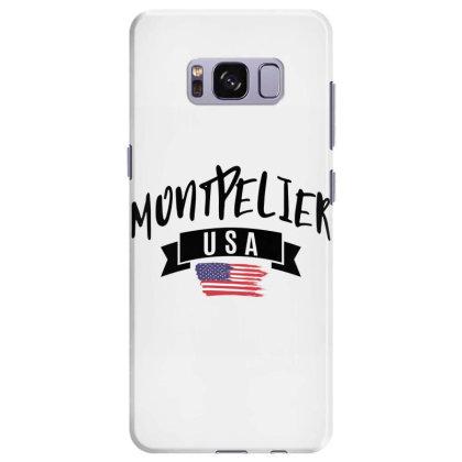 Montpelier Samsung Galaxy S8 Plus Case Designed By Alececonello