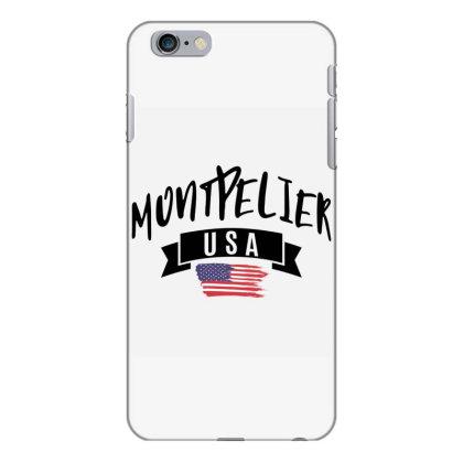 Montpelier Iphone 6 Plus/6s Plus Case Designed By Alececonello