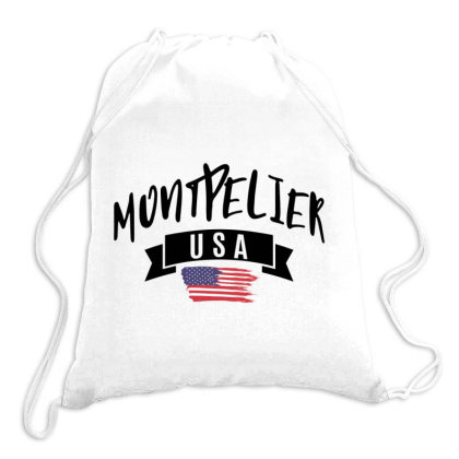 Montpelier Drawstring Bags Designed By Alececonello