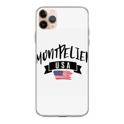 Montpelier Iphone 11 Pro Max Case Designed By Alececonello