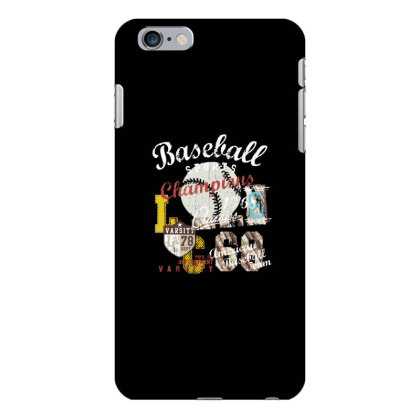 Baseball Iphone 6 Plus/6s Plus Case Designed By Disgus_thing