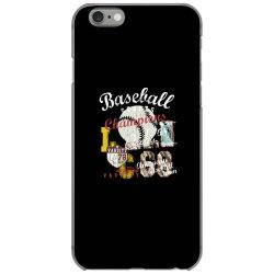 baseball iPhone 6/6s Case   Artistshot