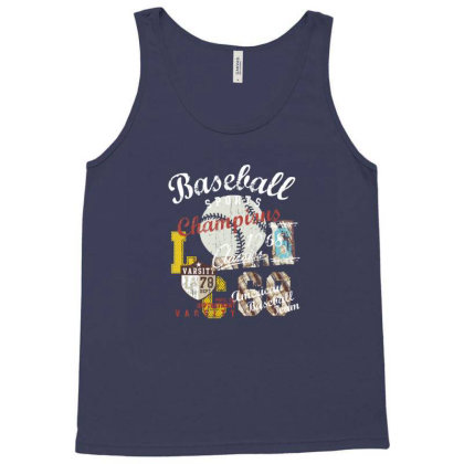 Baseball Tank Top Designed By Disgus_thing