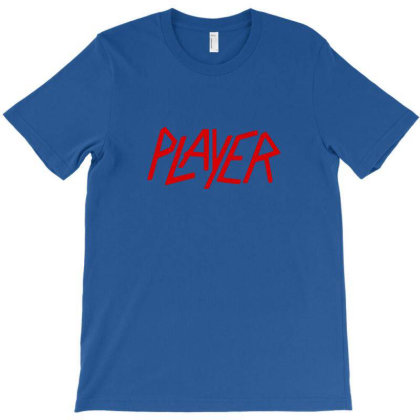 Slayer Player T-shirt Designed By Sr88