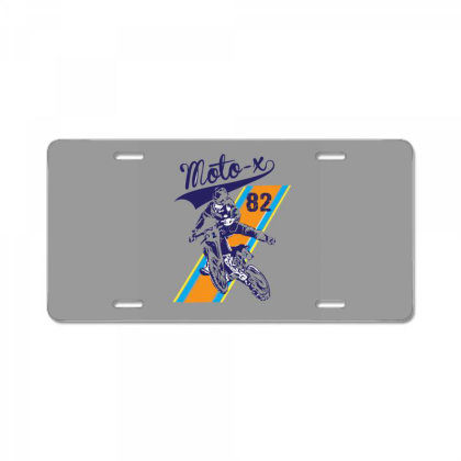 Moto License Plate Designed By Disgus_thing