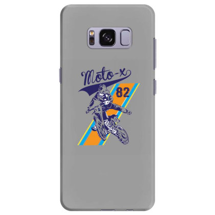Moto Samsung Galaxy S8 Plus Case Designed By Disgus_thing