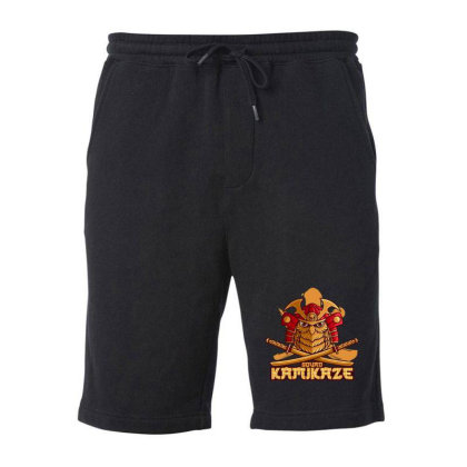 Samurai Fleece Short Designed By Estore