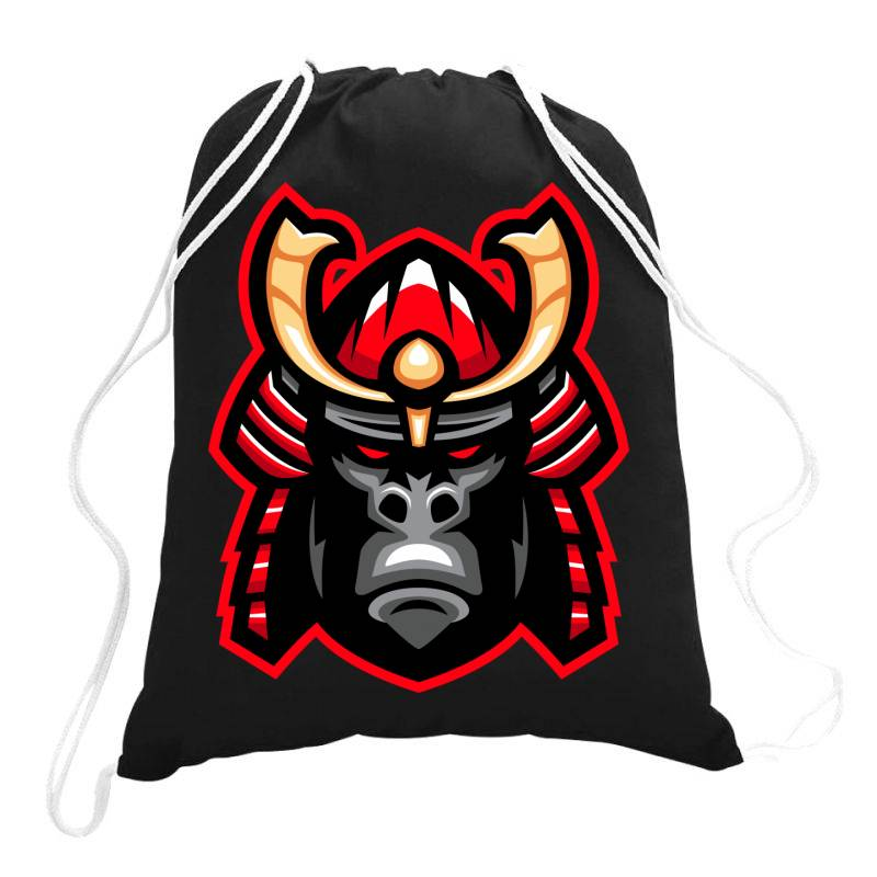 Gorilla Drawstring Bags   Artistshot