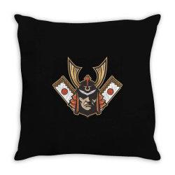 Samurai Throw Pillow   Artistshot
