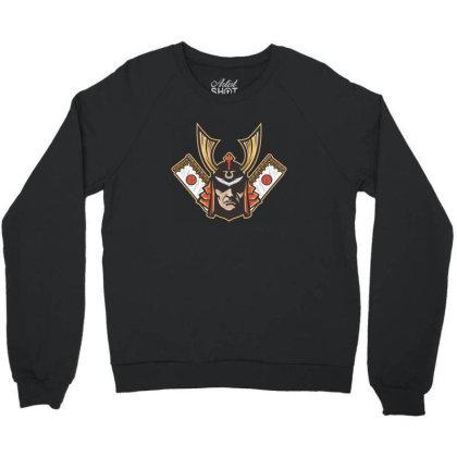 Samurai Crewneck Sweatshirt Designed By Estore