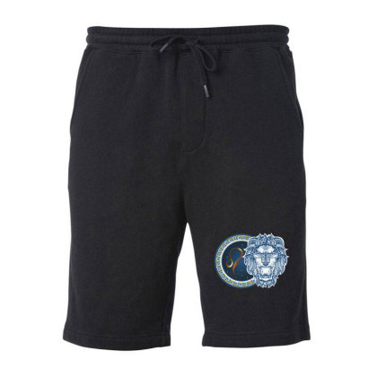 Horoscope Leo Fleece Short Designed By Estore