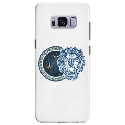 Horoscope Leo Samsung Galaxy S8 Plus Case Designed By Estore