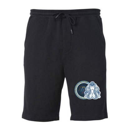 Horoscope Virgo Fleece Short Designed By Estore
