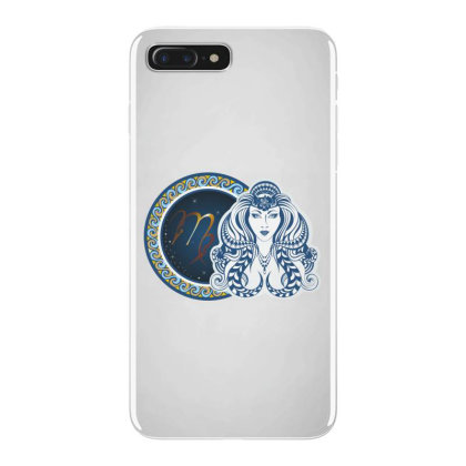 Horoscope Virgo Iphone 7 Plus Case Designed By Estore