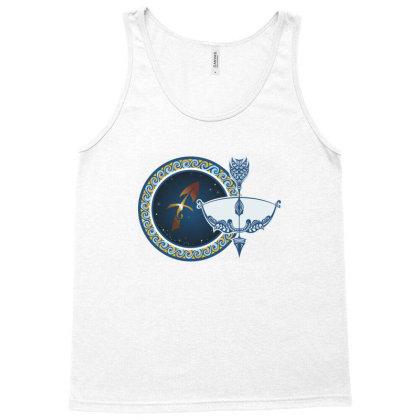 Horoscope Sagittarius Tank Top Designed By Estore