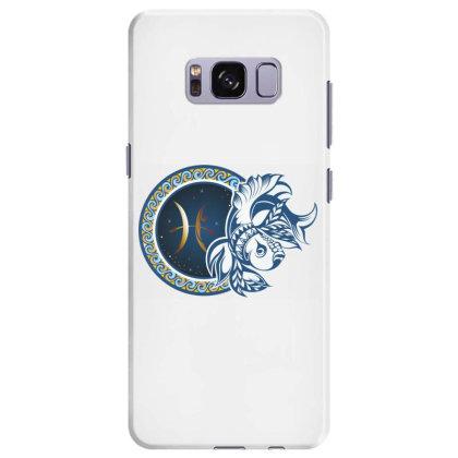 Horoscope Pisces Samsung Galaxy S8 Plus Case Designed By Estore