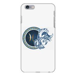 Horoscope pisces iPhone 6 Plus/6s Plus Case   Artistshot