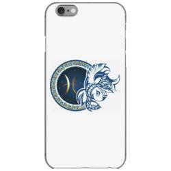 Horoscope pisces iPhone 6/6s Case   Artistshot