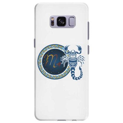 Horoscope Scorpio Samsung Galaxy S8 Plus Case Designed By Estore
