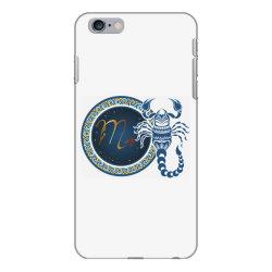 Horoscope scorpio iPhone 6 Plus/6s Plus Case | Artistshot