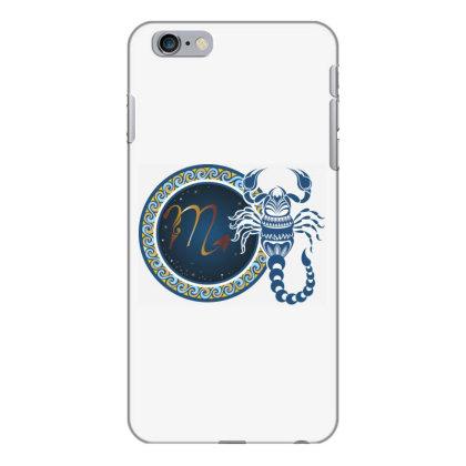 Horoscope Scorpio Iphone 6 Plus/6s Plus Case Designed By Estore